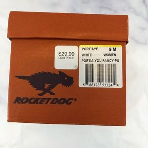 Rocket Dog Shoes - Nib Rhinestone sandals